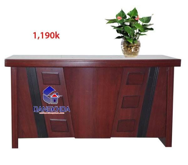 Báo giá bàn giám đốc thương hiệu nội thất Đăng Khoa